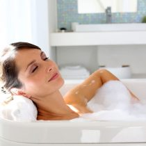 tub relaxation