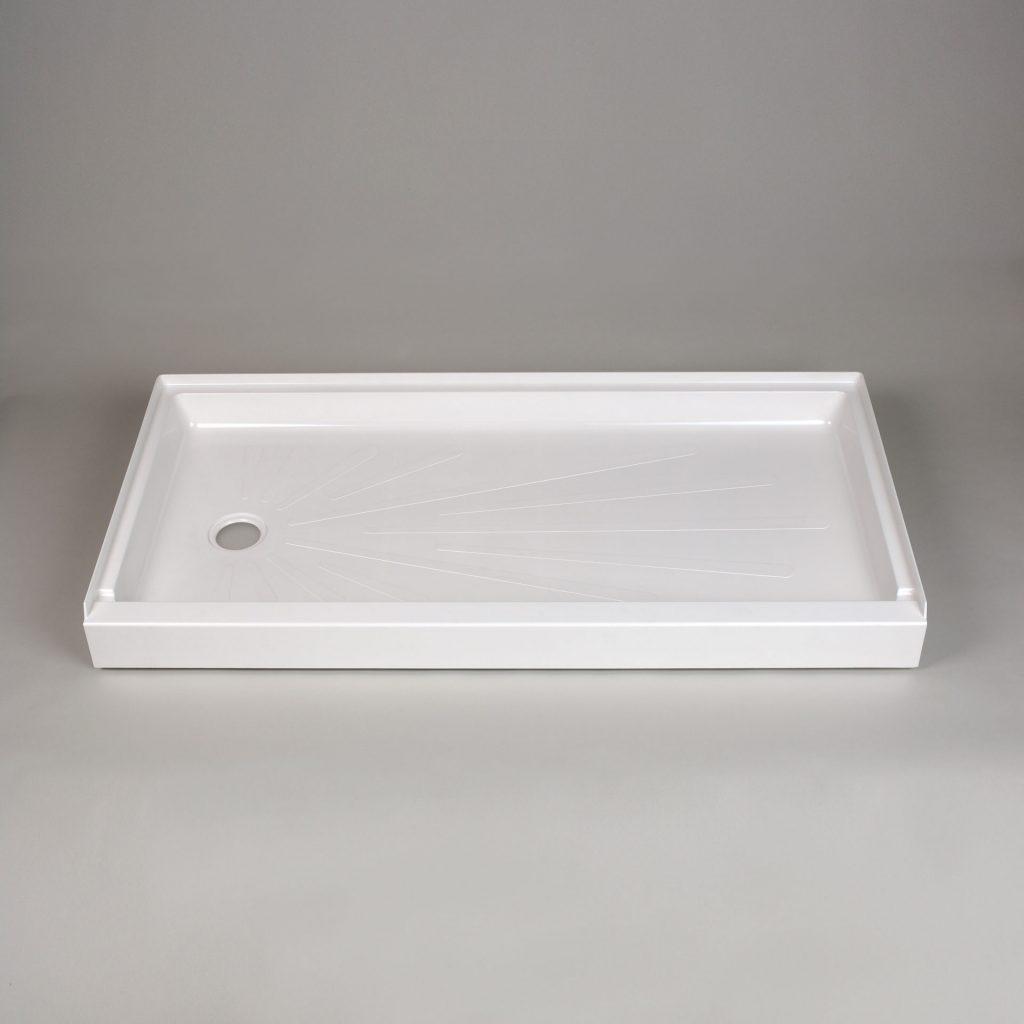 mustee shower basin